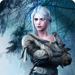Gwent card art in <i>The Witcher 3</i>