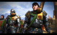 Witcher2-aryan-defending-the-castle