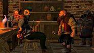 Geralt & His Dwarven Squad Gangs of Novigrad (Witcher 3 Cleaver Quest)
