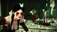 Philippa Eilhart escapes alone
