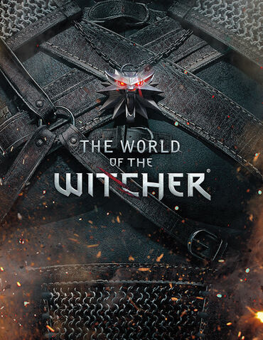 File:The World of The Witcher book.jpg