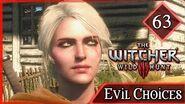 Witcher 3 Geralt Doesn't Like Ciri's Elven Friends 63