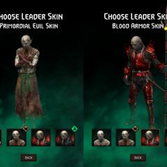 Gwent skin front