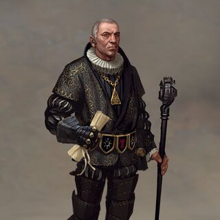 Шілярд, концепт арт до гри «Відьмак 2: Вбивці Королів»