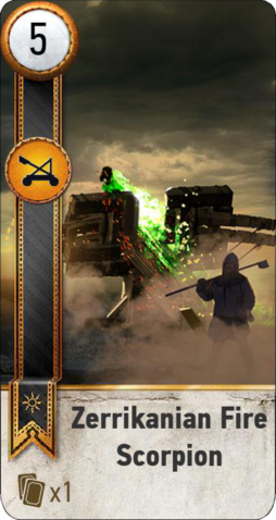 File:Tw3 gwent card face Zerrikanian Fire Scorpion.png