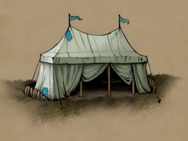 Command Tent (Thronebreaker)   Witcher Wiki   FANDOM powered