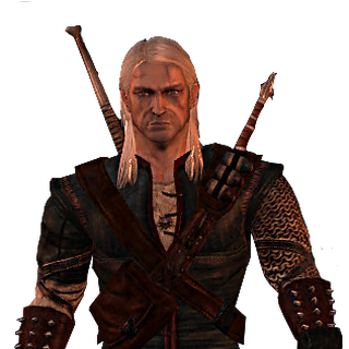 Geralt model