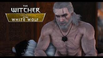 The Witcher Farewell of the White Wolf - Gameplay