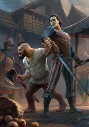Gwent cardart syndicate bloody good friends