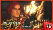 The Witcher 3 - Triss Wipes Yamurlak the Spy's Memory - Story and Gameplay 76 PC