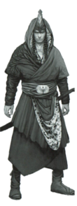 Tw3 compendium Elven Warrior