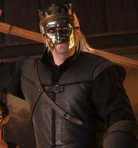 Tw3 foltest mask on geralt