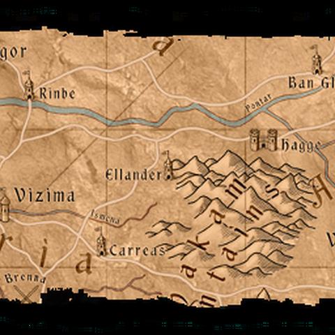 Карта Елландера