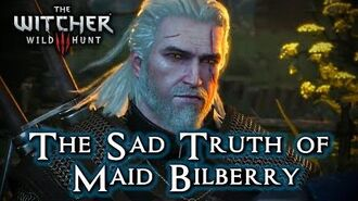 Witcher 3 The Sad Truth of Maid Bilberry & Ronvid of Small Marsh