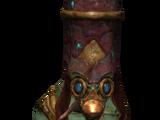 Friendly vodyan priest