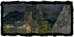Places Kaer Morhen