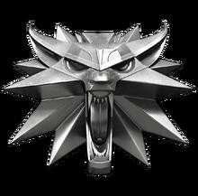 Wolf School medallion