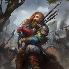 Clan Heymaey skald
