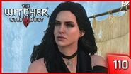 The Witcher 3 - Yennefer Reunion, Skellige Shipwreck - Story & Gameplay 110 PC