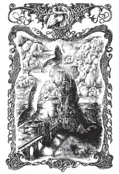 Thanedd by Jana Komárková