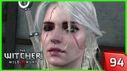 The Witcher 3 - Geralt Sees Ciri for the First Time in Years - Story and Gameplay 94 PC