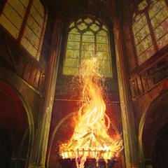 Sacred flame