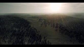 Battle of Marnadal - Cintra vs Nilfgaard Scene The Witcher S01E01 Netflix