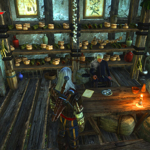 The incense shop in Flotsam