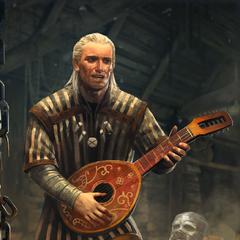 Драйг Бон-Ду у грі «Гвинт: відьмацька картярська гра».