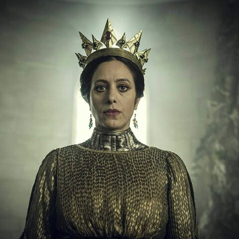 Královna <b>Calanthé</b>.