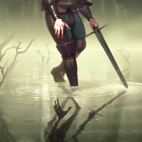 «Беккерове темне дзеркало» у грі «Гвинт: відьмацька картярська гра»