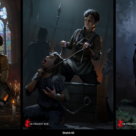 Gwent card concepts