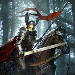 Nilfgaardian knight