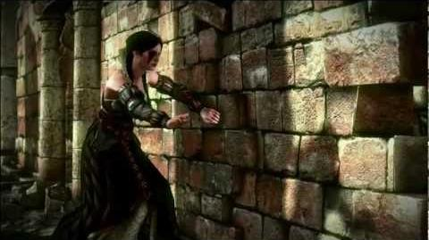 Video - The Witcher 2 Enhanced Edition - Phillipa Eilhart