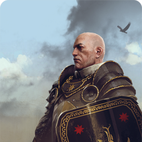 Renuald's gwent card art