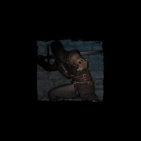 Berengar prima dell'incontro con Geralt