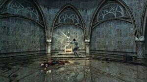 Scenes Bruxa elven ruins