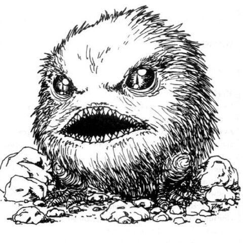 Барбегазі у грі «Wiedźmin: Gra Wyobraźni»
