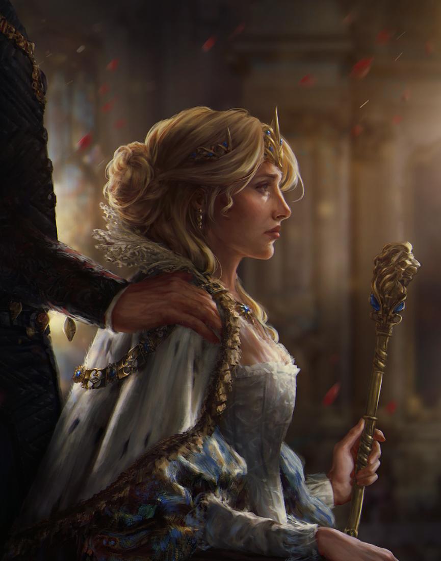 Cirilla fiona imposter witcher wiki fandom powered - Ciri gwent card witcher 3 ...