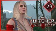 Witcher 3 - Geralt Lets the Vile Two-Faced, Four-Tongued Keira Metz Leave with Alexander's Notes