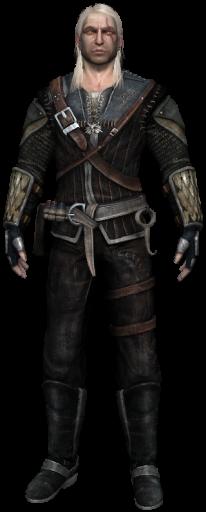 Geralt model 6