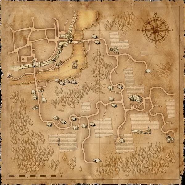 Map Outskirts