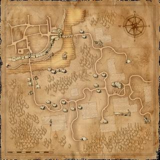 Mappa delle Campagne