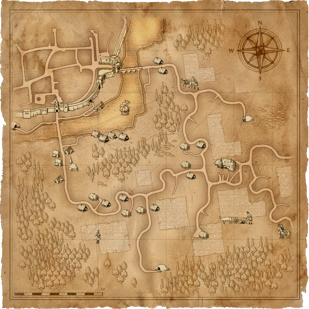 Map Outskirts