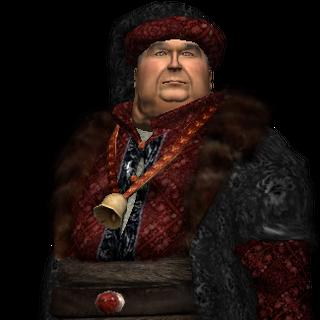 Traveler who gives Geralt 100 orens