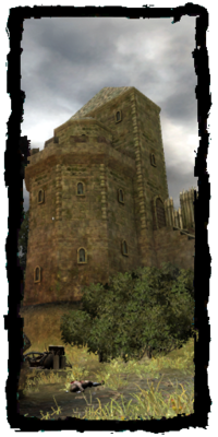 Places Executioners tower