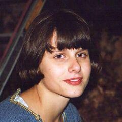 Young Renfri (Weronika Pelczyńska) in <i><a href=