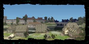 Places fishing village