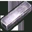 Tw3 meteorite silver ingot