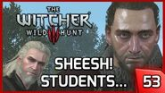 SHEESH, Students! Witcher 3 Defenders of the Faith, the Students Survive 53 PC